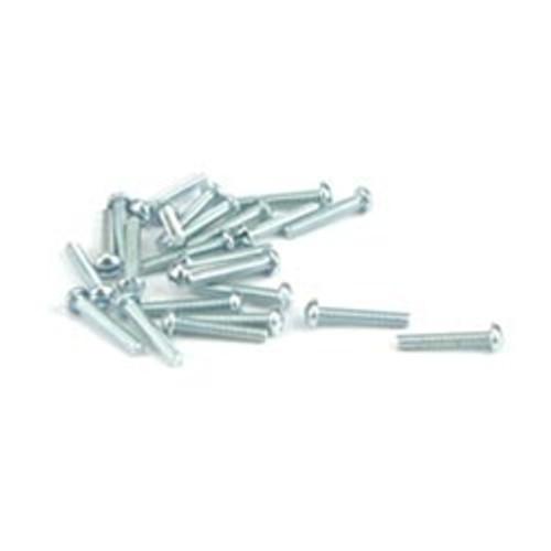 "Athearn HO 99005 Round Head Screw, 2-56 x 7/16"" (24)"