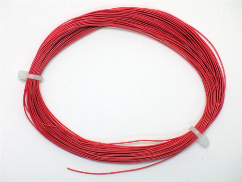 ESU 51943 AWG 36 Hi-Flex Wire, Red (30')