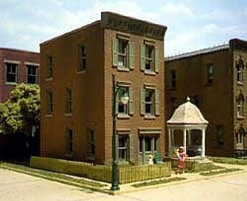 Design Preservation Models HO 11100 Townhouse #3 Kit