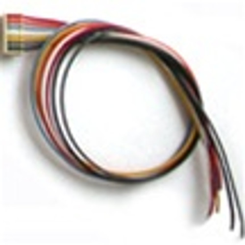 Train Control Systems 1034 MC-WH Micro Plug-in Harness with the wires free on the end for hardwiring into a loco