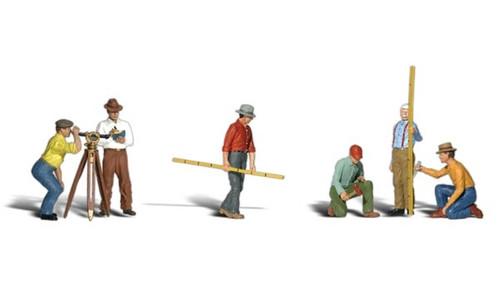 Woodland Scenics HO A1883 Surveyors