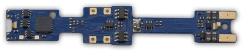 Digitrax N DN163K4A Plug and Play Decoder for Kato ACS64, 4-8-4 FEF, GE4/4 Glacier Express Locomotives