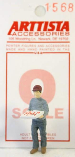 Arttista Accessories O 1568 Pizza Delivery Boy