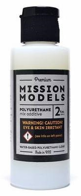 Mission Models MMA-001 Polyurethane Mix Additive (2 oz.)