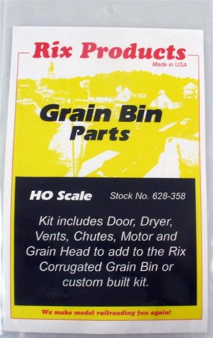 Rix Products HO 628-0358 Grain Bin Parts