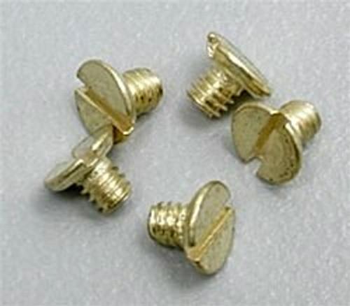 "Hob-Bits H842 Flat Head Screws Size: 00-90 Length: 1/4"" (5-Pack)"