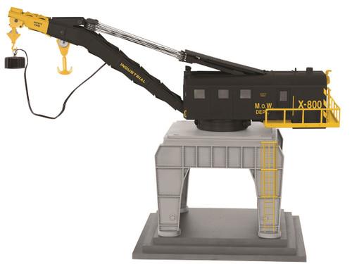 Lionel O 6-82033 Command Control Trackside Crane, Maintenance of Way