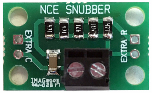 """NCE 524305 RC Filter """"Snubber"""" (2)"""