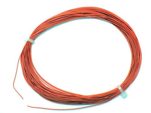 ESU 51944 AWG 36 Hi-Flex Wire, Orange (30')