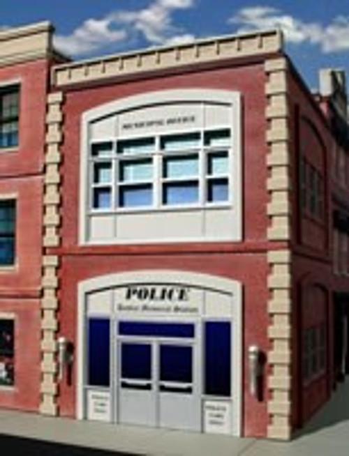 Ameri-Towne O 868 Police Station Kit