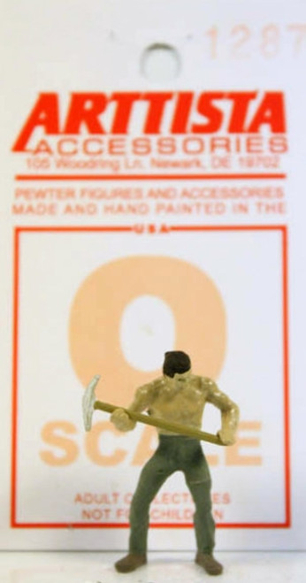 Arttista Accessories O 1287 Man with Pick