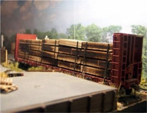 Osborn Model Kits HO 1070 Lumber Load Kit