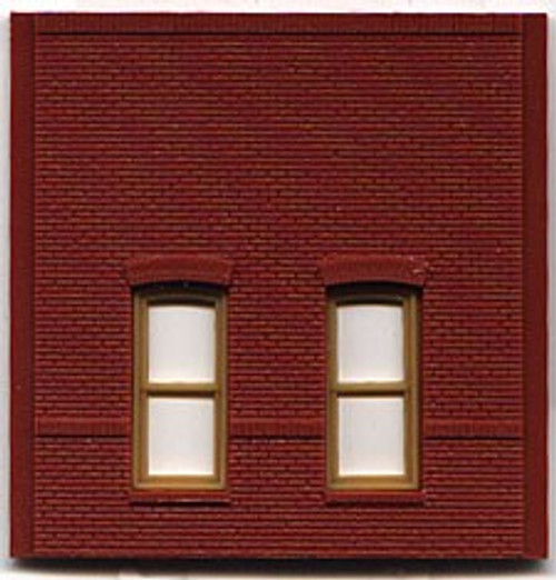 Design Preservation Models HO 30134 Street Level Rectangular Windows Modular System