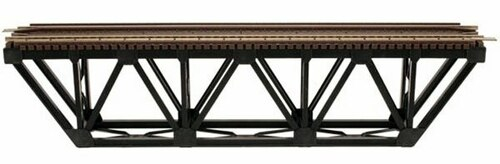 Atlas HO 591 Code 83 Deck Truss Bridge Kit