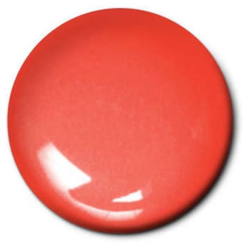 Model Master 4703 Fluorescent Red Acrylic, Semi-Gloss (1/2 oz. Bottle)
