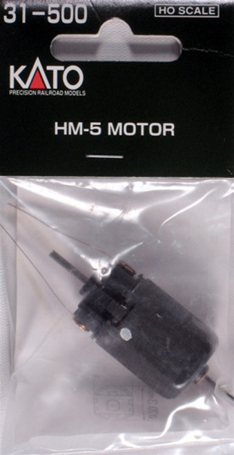 Kato HO 31500 HM 5 Motor with Double Shaft