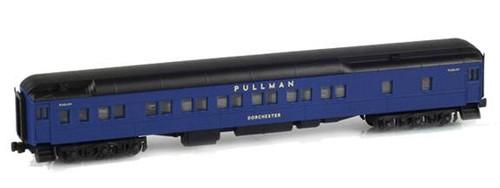 "American Z Line Z 71011-3 Pullman 12-1 Sleeper Car, Wabash ""Gloucester"" (d)"