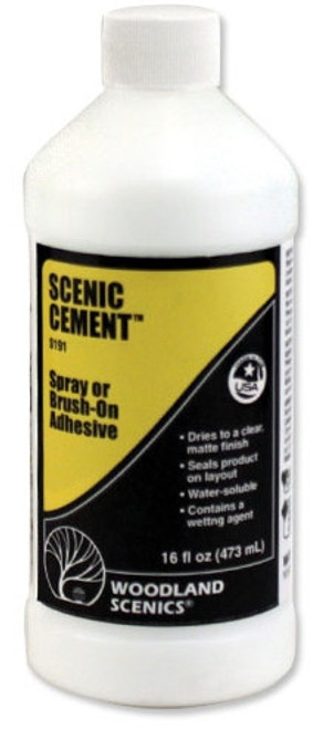 Woodland Scenics S191 Scenic Cement