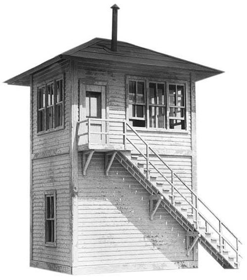 American Model Builders HO 702 Interlocking Tower Kit