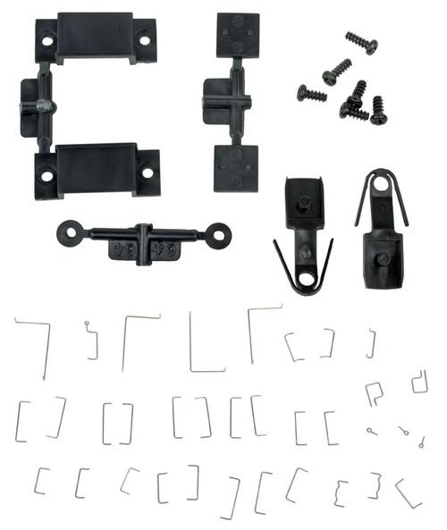 Walthers Mainline HO 910-200 Passenger Car Exterior Detailing Kit