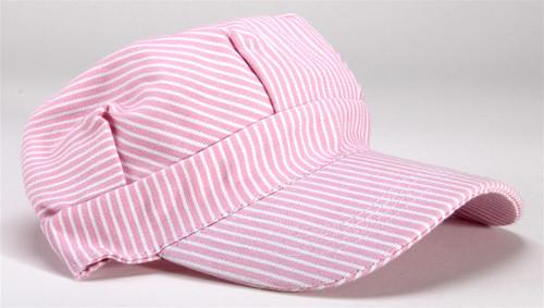 Brooklyn Peddler 00060 Engineer Train Hat, Adult (Adjustable Pink)