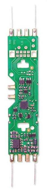 Digitrax HO DH165K0 Mobile Decoder Circuit Board Replacement