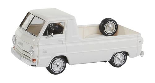 Brekina HO 34326 1964 Dodge A 100 Pickup Truck, White
