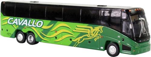 Iconic Replicas HO 87-0136 MCI D45 CRT LE Commuter Coach, NYC