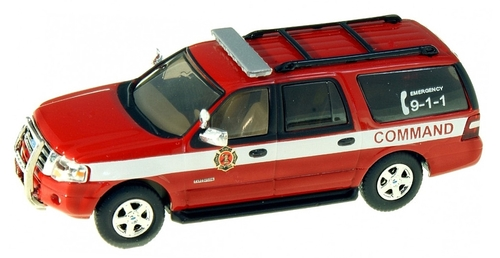 River Point Station HO 5387607R5 2007 Ford Expedition EL SSP, Fire Command