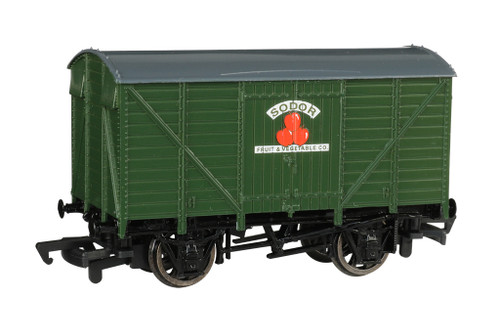 Ventilated Van, Sodor Fruit and Vegetable Company, Thomas and Friends