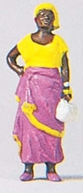 Preiser HO 29047 African Woman