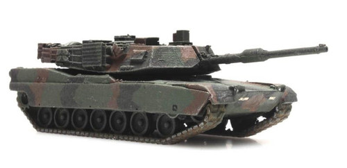 Artitec N 6160076 US M1A2 Abrams Camo Train Load