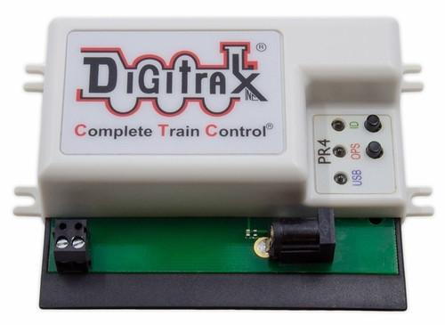 Digitrax PR4 USB to LocoNet Interface with Decoder Programmer