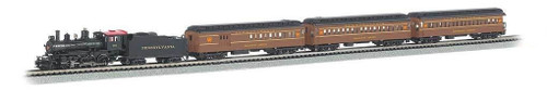 Bachmann N 24026 The Broadway Limited Set with E-Z Track, Pennsylvania Railroad