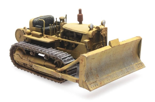 Artitec HO 387.339 Bulldozer D7, Yellow