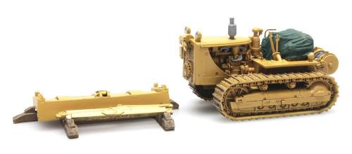 Artitec HO 487.801.55 Bulldozer D7 Cargo Load