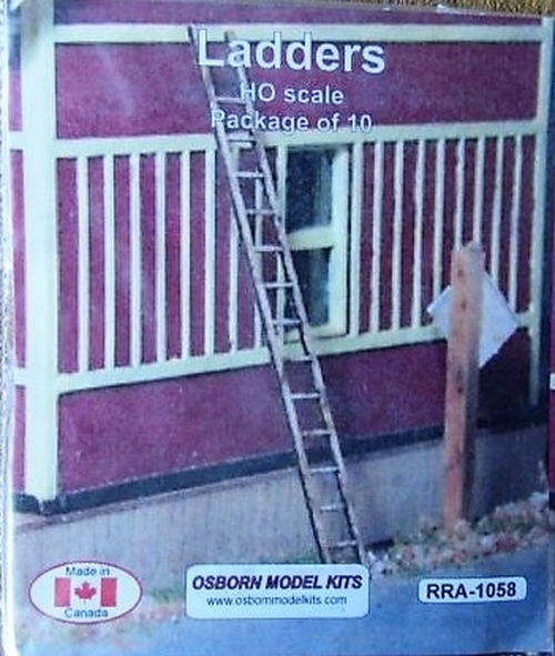 Osborn Model Kits N 3058 Ladders Kit (10)