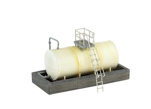 Bachmann HO 35110 Fuel Storage Tank Built-Up