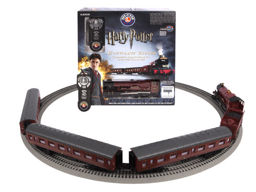 Lionel O 6-83972 Harry Potter Hogwarts Express LionChief Set with Bluetooth