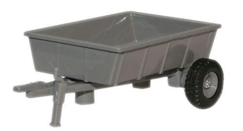 Oxford Diecast N NFARM002 Farm Trailer
