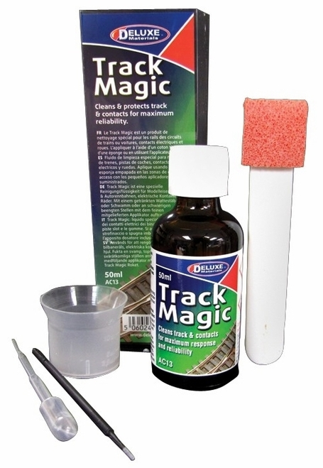 Deluxe Materials AC13 Track Magic Track Cleaner