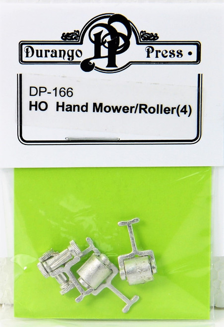 Durango Press HO 166 Hand Mower/Roller (4)