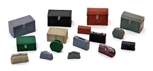 JL Innovative Design HO 345 Vintage Luggage and Trunk Set (16)