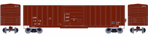 Athearn Genesis HO G26468 50' SIECO Box Car, Sabine River and Northern #1216