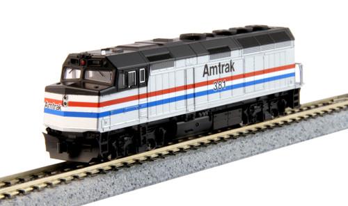 Kato N 1766107 EMD F40PH, Amtrak (Phase III) #381
