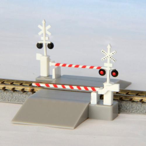 Rokuhan Z S045-2 Railroad Crossing (USA)