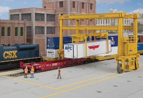 Walthers Cornerstone HO 933-4120 Intermodal Yard Pavement