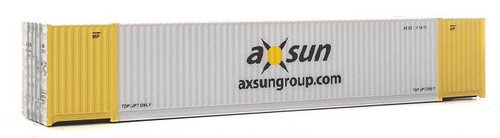 Walthers SceneMaster HO 949-8527 53' Singamas Corrugated Container, Axsun