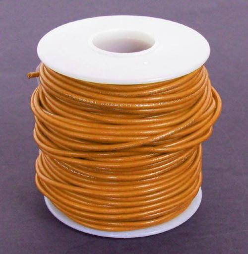 A.E. Corporation 18OR-100 18 GA Orange Hook-Up Wire, Stranded 100'