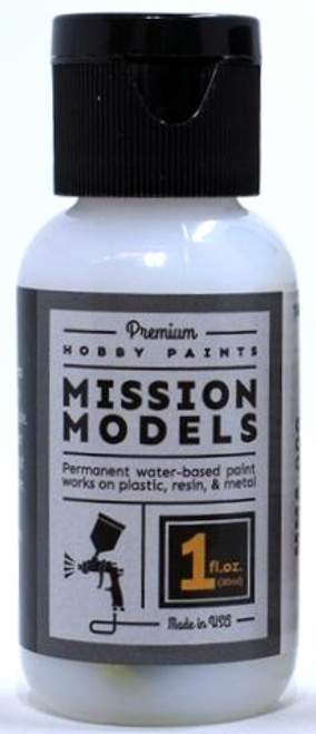 Mission Models MMA-006 Gloss Clear Coat Acrylic (1 oz.)